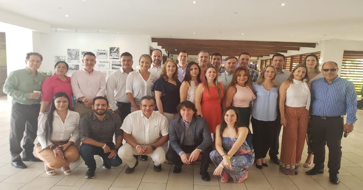 Cluster Risaralda Comfort Health participa en misión exploratoria y comercial a Aruba