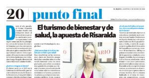 El turismo de bienestar y de  salud, la apuesta de Risaralda