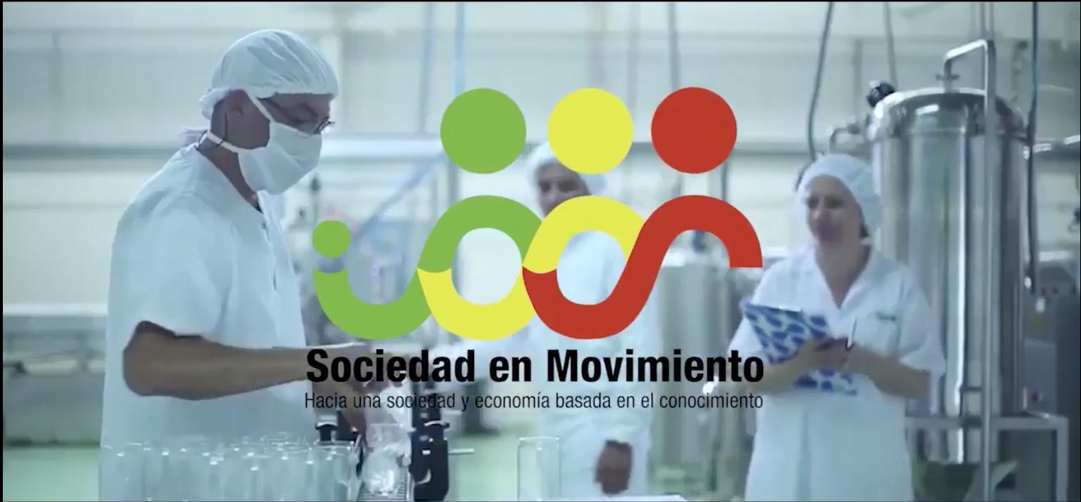 Trabajo articulado con sociedad en movimiento