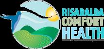 logo cluster risaralda comfort health